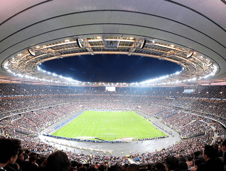 Stade de France Parijs / Saint Denis
