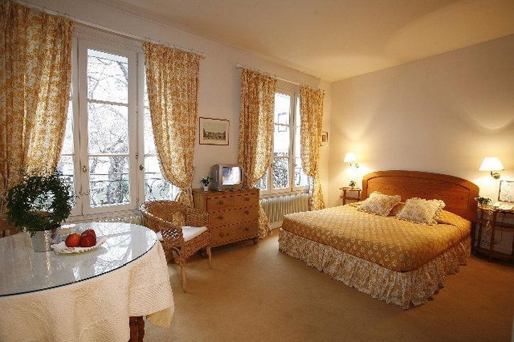 Het Residence Villa-Escudier hotel in parijs