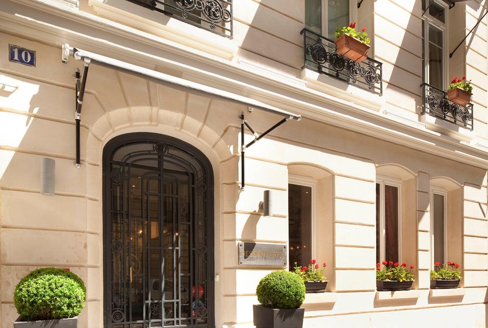 hotels parijs Residence Foch