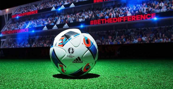 adidas voetbal ek 2016 officiele wedstrijdbal