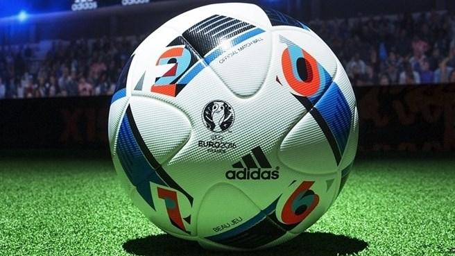 beau jeu voetbal adidas ek 2016