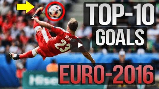 mooiste goals ek 2016